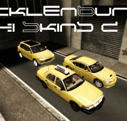 mecklenburg_taxi_skin_pack_2.z For Garry's Mod Image 1