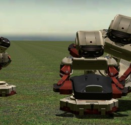R.O.B (Rigged) (Skins Fixed) For Garry's Mod Image 2