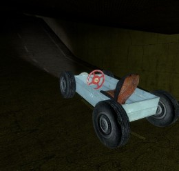 wooden_race_car.zip For Garry's Mod Image 3