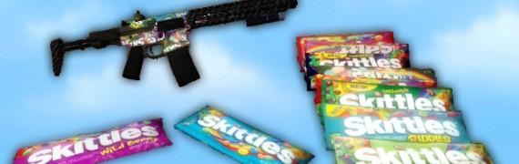 Skittles Gun V2