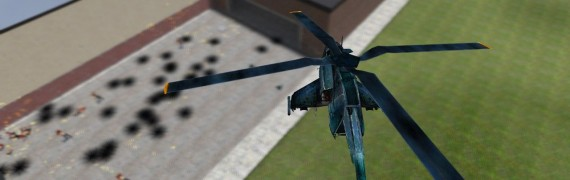 Better Combine Helicopter