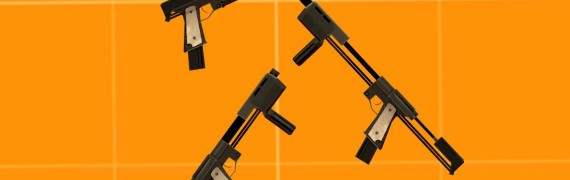 Alyx Gun - All 3 states
