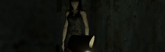 Nightmare House girl Npc