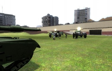 Combine APC SNPC For Garry's Mod Image 1