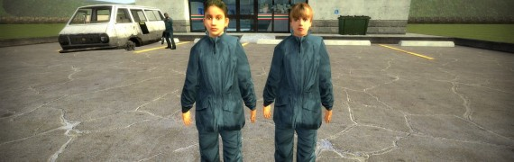 HL2 Blue Suit Kids v2