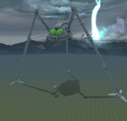 Jeff Wayne's Tripod.zip For Garry's Mod Image 2