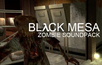 Black Mesa Zombie Soundpack For Garry's Mod Image 1