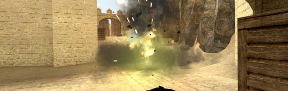 Chappi's Cinematic Explosions.