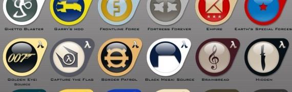 Over 225 Desktop Icons