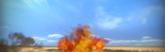 MOAB Particle Effect