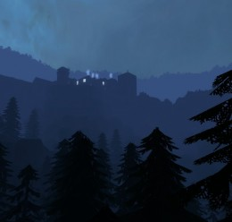 rp_mountainvillage_night For Garry's Mod Image 1