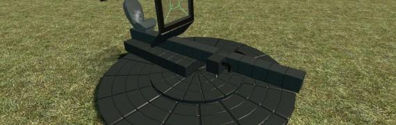 Anti-Aircraft Turret