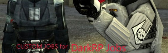 Darkrp Job FR & English !