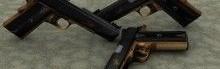 Golden Pistols Pack