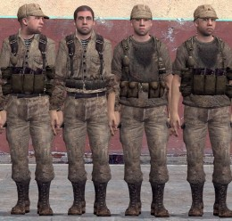 Black Ops II Afghan Soviets For Garry's Mod Image 1