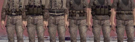 Black Ops II Afghan Soviets