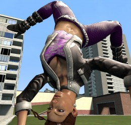 Shaundi From Saints Row 3 For Garry's Mod Image 2