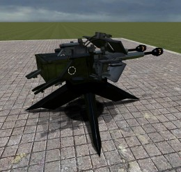 Heavy Combine Turret For Garry's Mod Image 3
