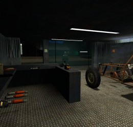 combine_buster_map.zip For Garry's Mod Image 2