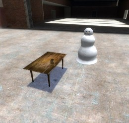 Snowman Death Trap v1 For Garry's Mod Image 1