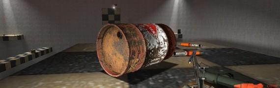 Inaki's HD Barrels