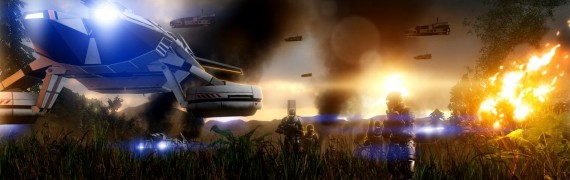Mass Effect 2 - Vehicles v2