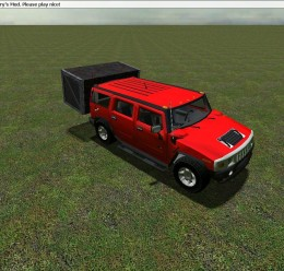 hummer_with_compartment.zip For Garry's Mod Image 3