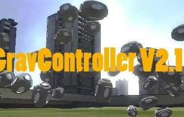 Gravity Controller 2.1 FIXED For Garry's Mod Image 1