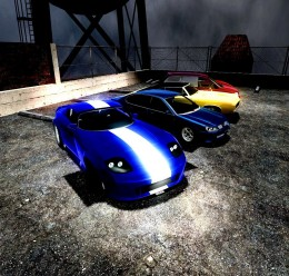 GTA IV Drivable Vehicles For Garry's Mod Image 2
