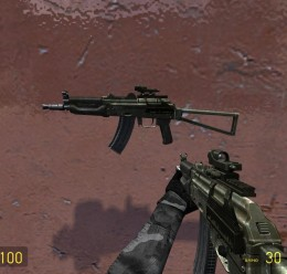 M4A2 'N Aks-47.zip For Garry's Mod Image 3