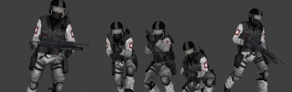 AEF Soldier