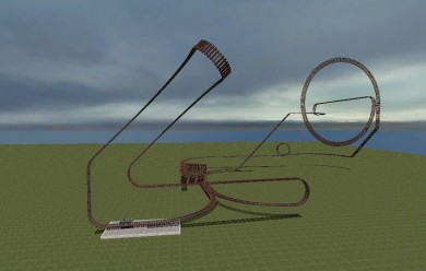 rollercoaster.zip For Garry's Mod Image 1