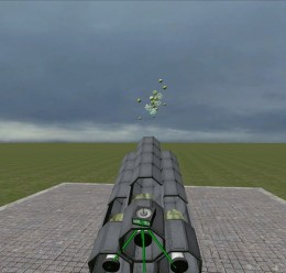 cluster_melon_minigun.zip For Garry's Mod Image 2