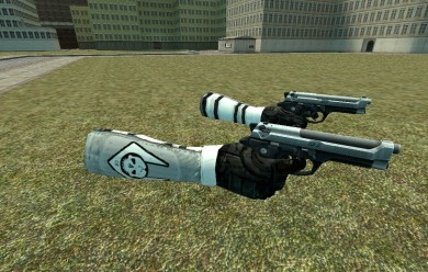 Combine Elite CSS hands For Garry's Mod Image 1