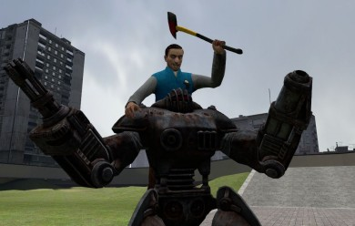 sentrybotf3.zip For Garry's Mod Image 2