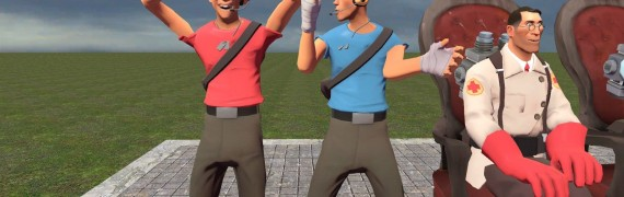 TF2 Ragdolls With Physics Fix