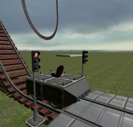 gmod_wooden_coaster.zip For Garry's Mod Image 2