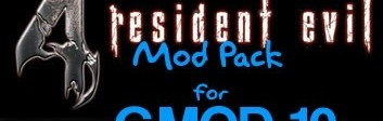 re4pack2.zip For Garry's Mod Image 1