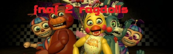 Fnaf 2 playermodels