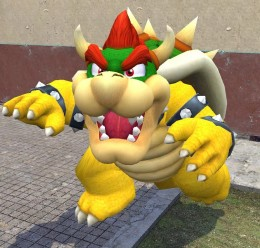 Super Mario Galaxy Bowser For Garry's Mod Image 1