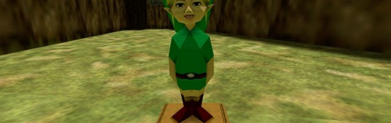 elegy_of_emptyness_link_statue