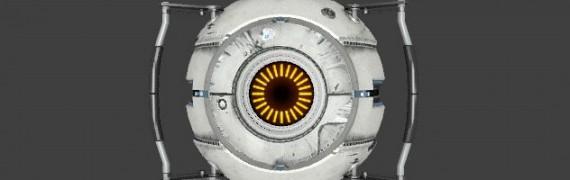 Portal 2 Space Skin V2