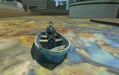 Mini Boat.zip For Garry's Mod Image 1