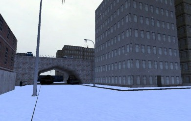 snowyaftermath.zip For Garry's Mod Image 1