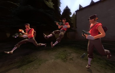 tf2_scout_pack.zip For Garry's Mod Image 1