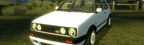 drivable_vw_golf_mkii_by_theda
