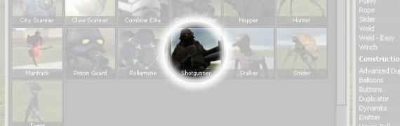 Shotgunner NPC v2