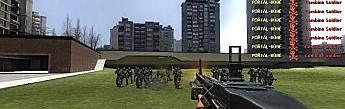 M60 machine gun recoil sound