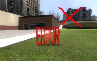 Real Error Hide For Garry's Mod Image 1