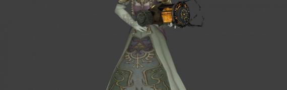 Zelda Playermodel